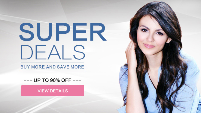 2016 Hair Extensions Super Sale