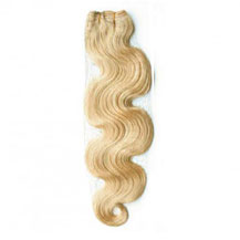 10 inches Bleach Blonde (#613) Body Wave Indian Remy Hair Wefts