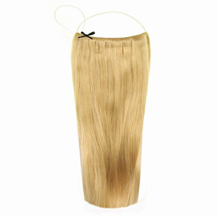 "18"" 50g Human Hair Secret Hair Ash Blonde (#24)"