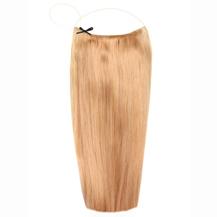 """18"""" 50g Human Hair Secret Hair Golden Blonde (#16)"""