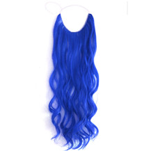 Body Wavy Synthetic Secret Hair #Blue
