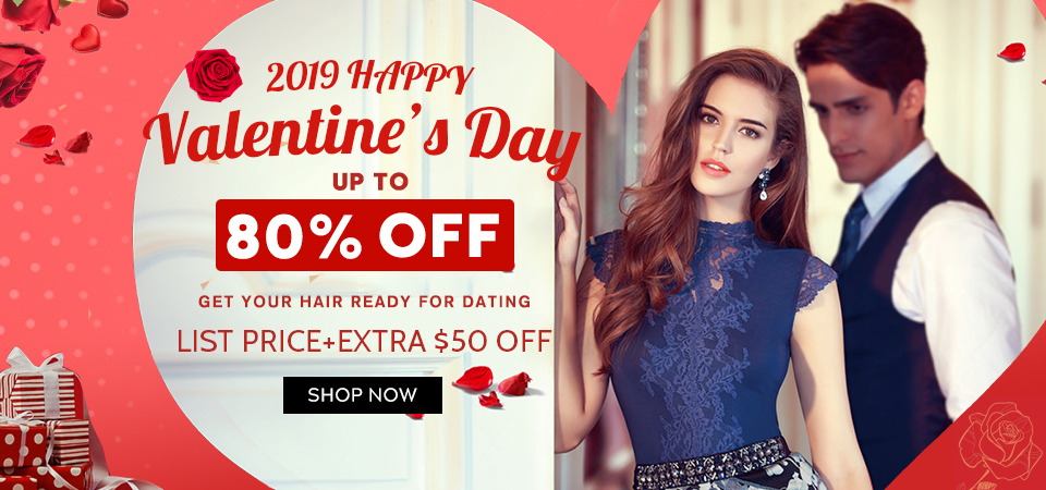 hair extensions valentine day sale usa