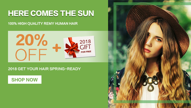 2018 Spring Sale for Hair Extensions USA