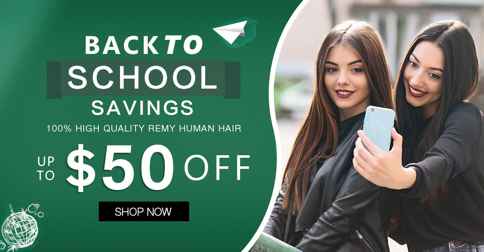 2019 back to school hair extensions sale usa