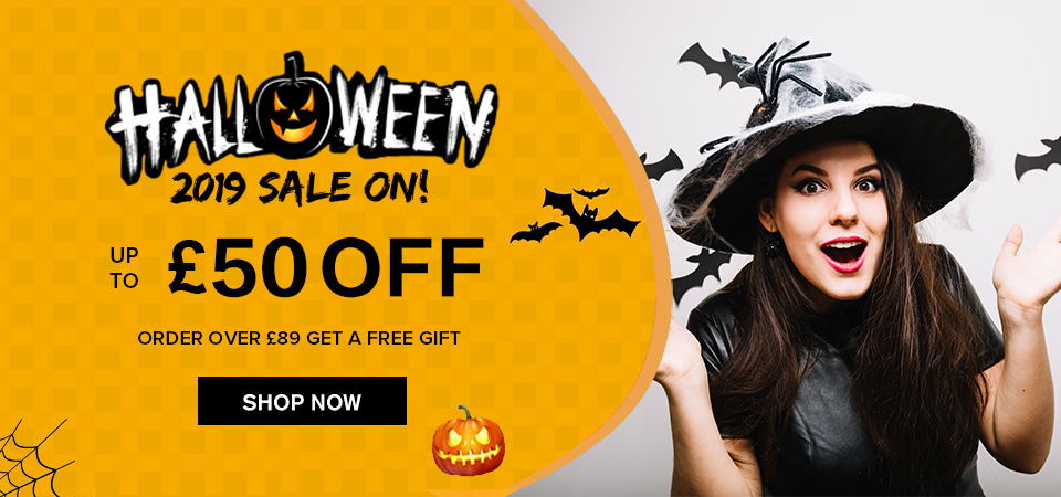 2019 hair extensions Halloween sale United Kingdom