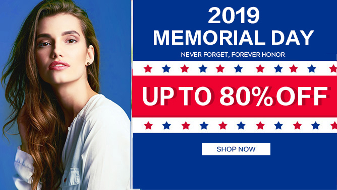 2019 Hair Extensions Memorial Day Sale USA