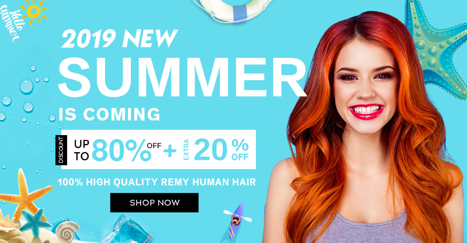 2019 hair extensions summer sale usa