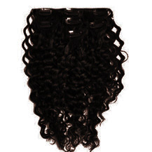 https://image.markethairextension.com/hair_images/Clip_In_Hair_Extension_Curly_1B_Product.jpg