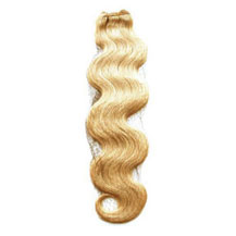 18 inches Strawberry Blonde (#27) Body Wave Indian Remy Hair Wefts