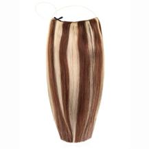 50g 22 inches Human Hair Secret Hair Brown Blonde Mix (#4/613)