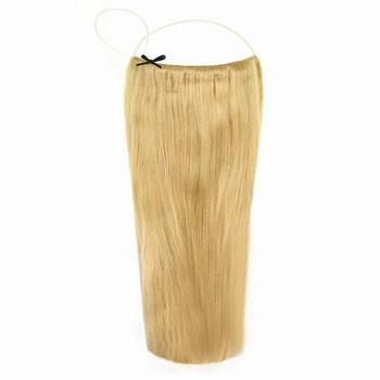 18 inches 50g Human Hair Secret Hair Ash Blonde (#24)