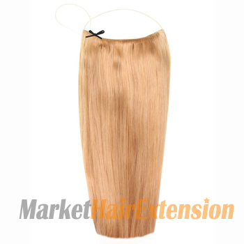 18 inches 50g Human Hair Secret Hair Golden Blonde (#16)