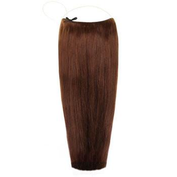22 inches SYN Secret Hair Medium Brown (#4)