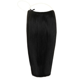 22 inches SYN Secret Hair Natural Black (#1B)