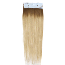 16 Inches #12/24 Tape In Ombre Human Hair Extensions