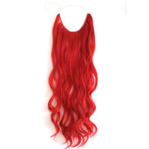 Body Wavy Synthetic Secret Hair #Red