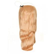 18 inches 50g Human Hair Wavy Secret Hair Strawberry Blonde (#27)