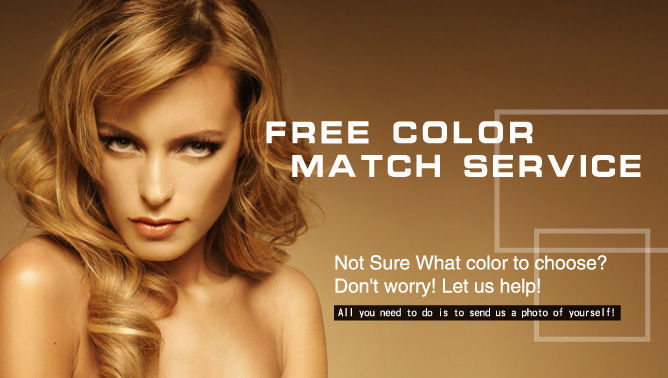 free color match service